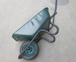 Wheel Barrow with Pneumatic Tyre (Wb3800)