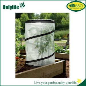 Onlylife PVC&Non Woven Outdoor Vegetable&Flower Cover