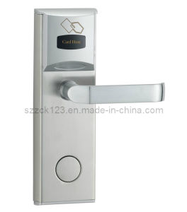 Electronic Intelligence Mifare Card Hotel Door Lock (CET-6001BY)