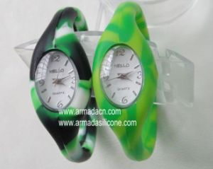 Silicone Ion Watch (AI-E102)