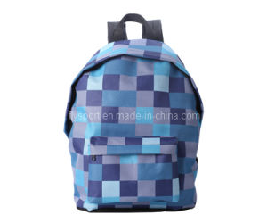 600d Nice Pattern Backpack for School, Outdoor (FS12-A79)