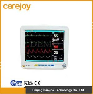 Factory Price 12-Inch 6-Parameter Patient Monitor (RPM-9000A) -Fanny pictures & photos