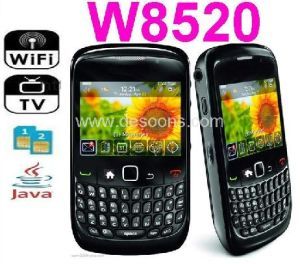 WiFi Java TV Mobile Phone (W8520)
