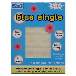 Double Sided Adhesive Glue DOT for Craft (GR03)
