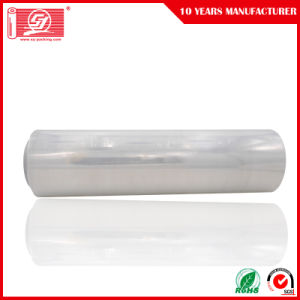 "Cheaper Hand Stretch Wrap Shrink Film Banding 17.5"" 65 Gauge 1500′ Clear Plastic pictures & photos"