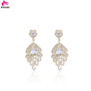 China Supplier Indian Earring Designs