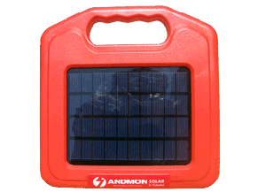 Stockshop Sx250 Solar Powered Electric Fence Energiser Battery Powered Fencers Screwfix Com