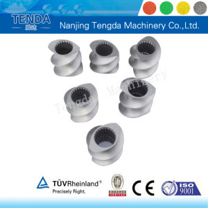 Precise Processed Extruder Screw Component for Tenda Extrusion Machine pictures & photos