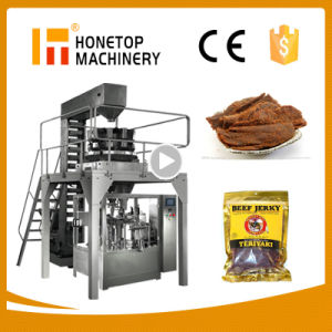 Automatic Beef Jerky Packaging Machine pictures & photos