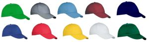 Mens Classic Plain Adjustable Baseball Caps - Work Casual Sports Leisure pictures & photos