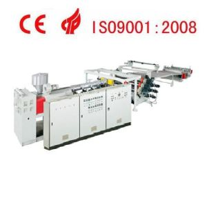 PC / PMMA / PS / Ms Sheet Extrusion Production Line