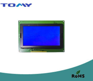 240*128dots Graphics LCD Modules, Stn Blue Mode