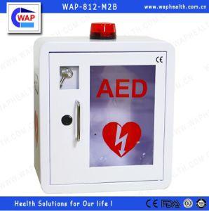 Wap Health Metal Defibrillator Aed Cabinet With Alarm