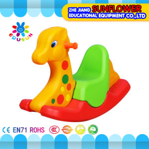 Animal Plastic Seesaw, Plastic Rocking Toy, Rocking Horse (XYH12074-13)