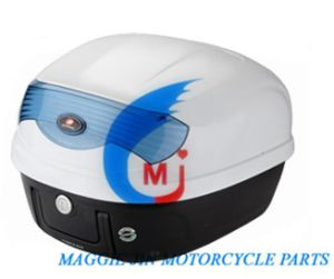 Motorcycle Accessories Motorcycle Tail Box of PP pictures & photos