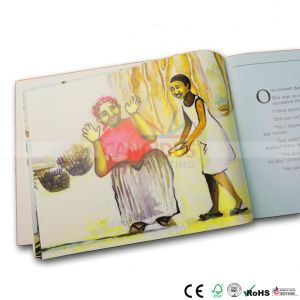 Quality Booklet Printing Children Book Catalog Brochure pictures & photos