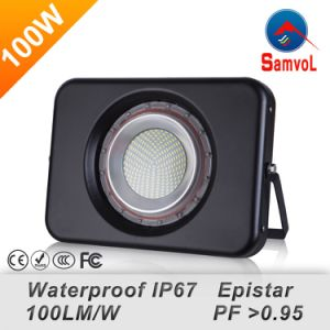 2016 Hot Sale High Quality 100W LED Floodlight at Factory Price
