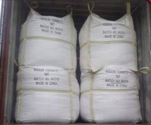 Raw Material Nacooh Sodium Formate 98% pictures & photos
