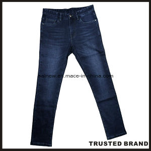 Men′s Denim Jean Pants 100% Cotton Jean Pants (N16891)