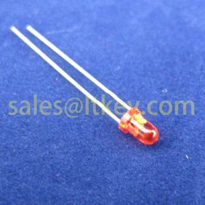 3mm Red LED Lamp pictures & photos