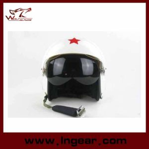 Tactical Motorcycle Helmet Pilot Helmet Flight Helmet with Top Quality pictures & photos