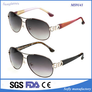 Hot Selling Cheap New Style Women Metal Prices Sunglasses