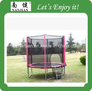 Safe Used Trampolines for Sale and with Ladder pictures & photos
