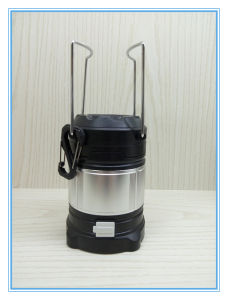 Camping Lantern USB Rechargeable LED 4-Mode Light pictures & photos