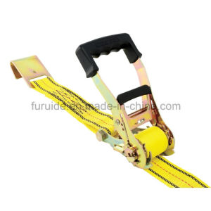 High Quality Ratchet Tie Down Strap with Ce&GS Certification