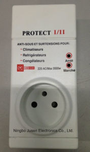 One-Way Electrical Protector in France Style pictures & photos