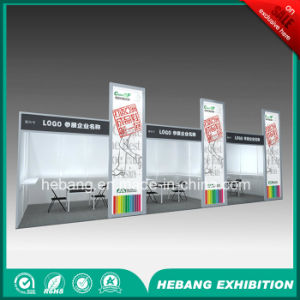 Hb-L00058 3X3 Aluminum Exhibition Booth pictures & photos