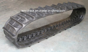 Combined Harvester Rubber Track pictures & photos