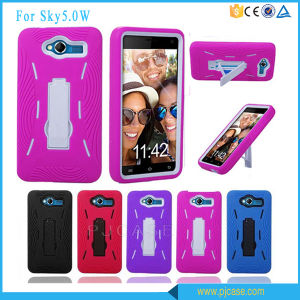 2016 Robot Kickstand Phone Case for Sky 5.0W pictures & photos