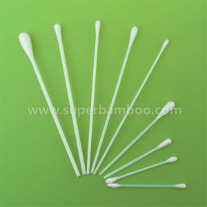 Customized Plastic Stick Cotton Swab/Cotton Bud for Medical/Industry Use