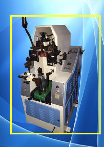 Reconditioned Chen Feng Shoe Making Heel Lasting Machine (CF-727A) pictures & photos