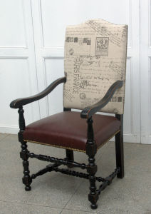 Delicate and Gorgeous Chair Antique Furniture