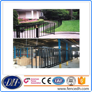 Metal Fence Panels/Steel Fence Panels/Ornamental Fence Panels Dh-Ya-18