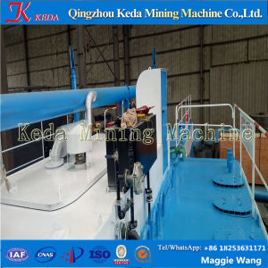 Hydraulic & High Water Flow Cutter Suction Dredger pictures & photos