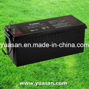 12V160ah Sealed Lead Acid AGM Battery with Low Self-Discharge--Np160-12