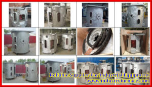 1500kg Melting Industrial Electric Furnace pictures & photos