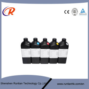 1L LED UV Curable Ink for Dx5 Printhead