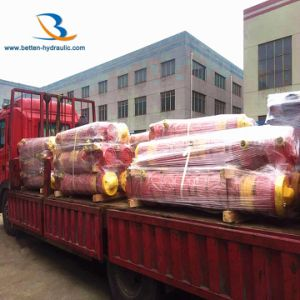 Dump Trailer Telescopic Cylinder Supplier