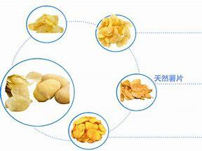 China Dehydrated Potato Flakes with High Purity