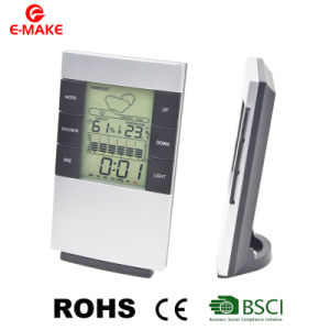 Weather Station Multi-Function Digital Alarm Clock Temperature Humidity