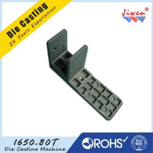 China Foundry Zinc Die Casting Furniture Parts Glass Clamp