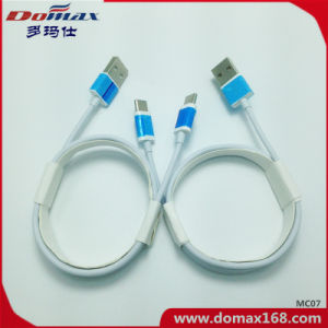 TPE White Color Charger Cable USB Cable for iPhone with Package pictures & photos