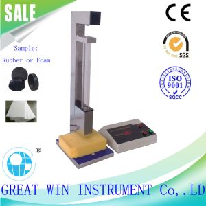 Foam and Rubber Resilience Testing Machine /Equipment (GW-053B) pictures & photos