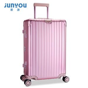 Hot Sale Good Quality 20′′ 24′′ Aluminum Alloy Trolley Luggage pictures & photos