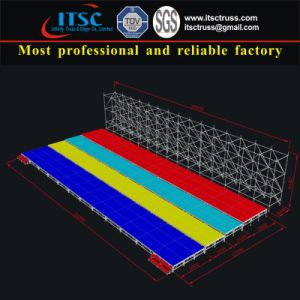 Steel Scaffolding Truss and Stage for Indoor Events