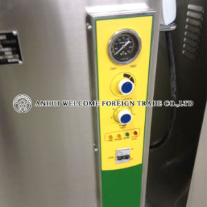 Vertical Pressure Steam Sterilizer Hand Round Automatic pictures & photos
